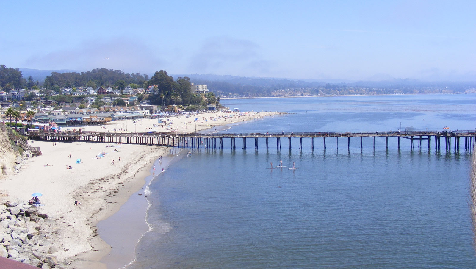 Background image of Capitola